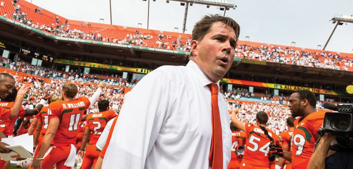 With Joe Philbin gone, Miami's pressure shifts to Al Golden