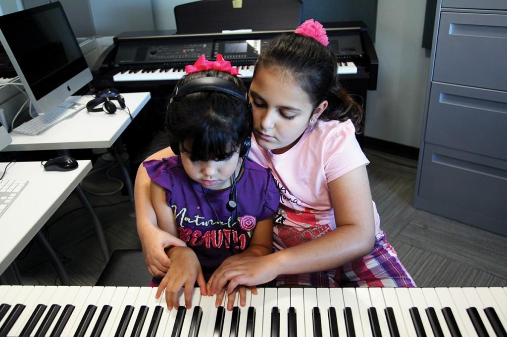 Frost School program preps rising musicians