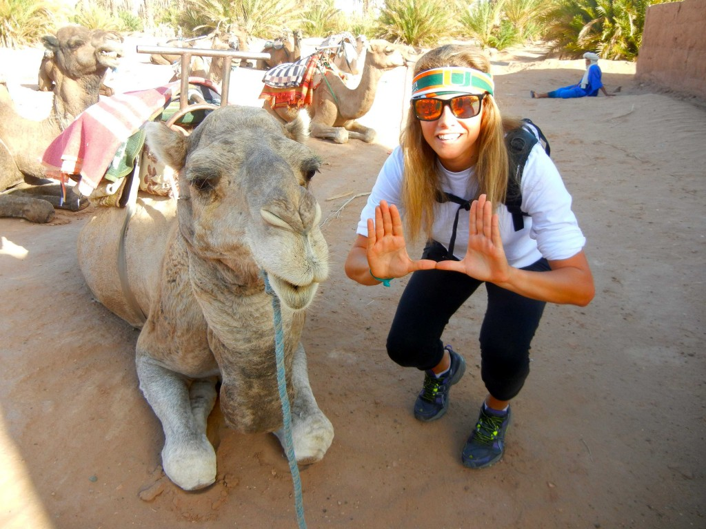 Experiencing culture shock in Morocco