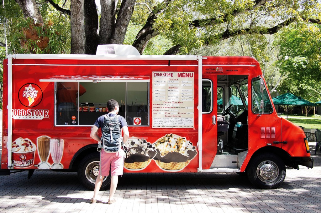 Food trucks provide diverse weekly dessert options