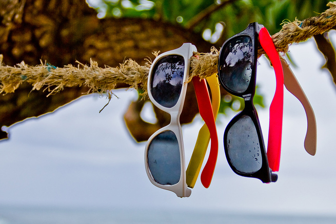 Sunglasses start-up snaps into action