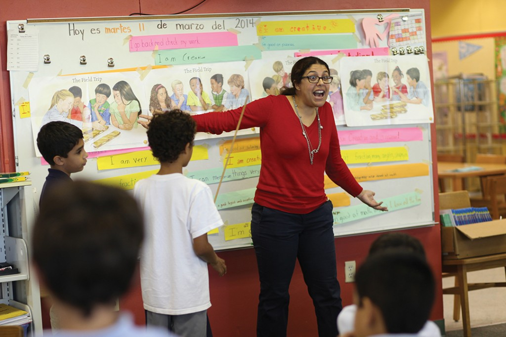 Professor takes different approach to elementary math