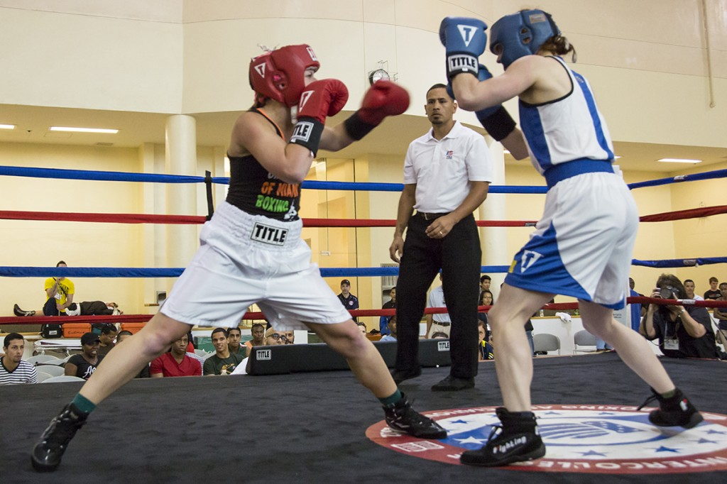 Four Miami boxers earn national titles