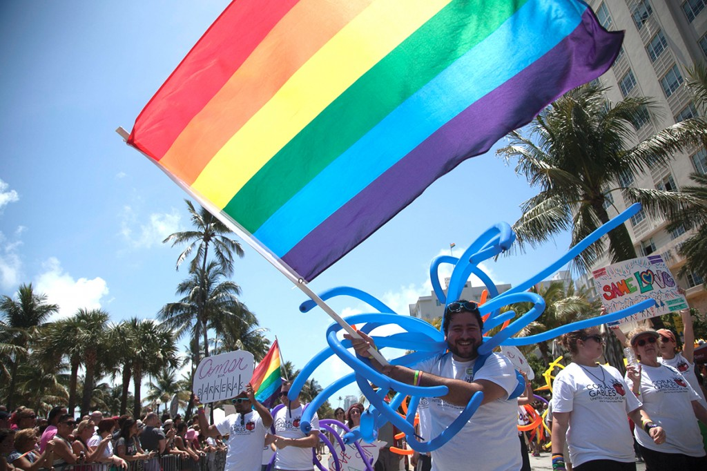 Florida's marriage decision sets stage for South