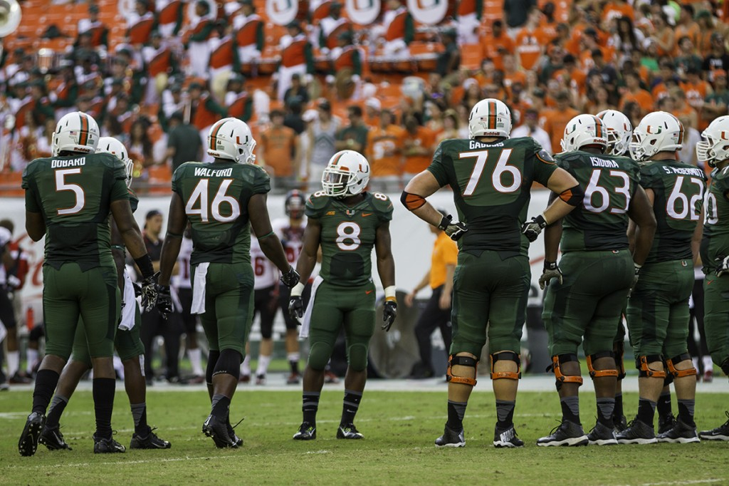 Nebraska may prove troublesome for Canes defense