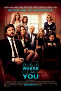 This Is Where I Leave You poster from Warner Bros. // Uploaded to Wikimedia Commons by Koala15