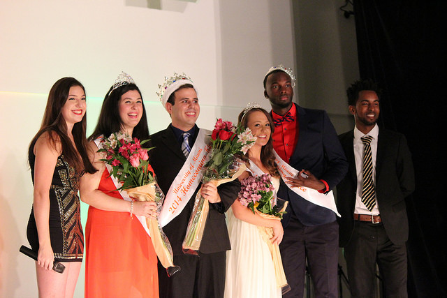 ACS, FEC presidents named Homecoming King and Queen