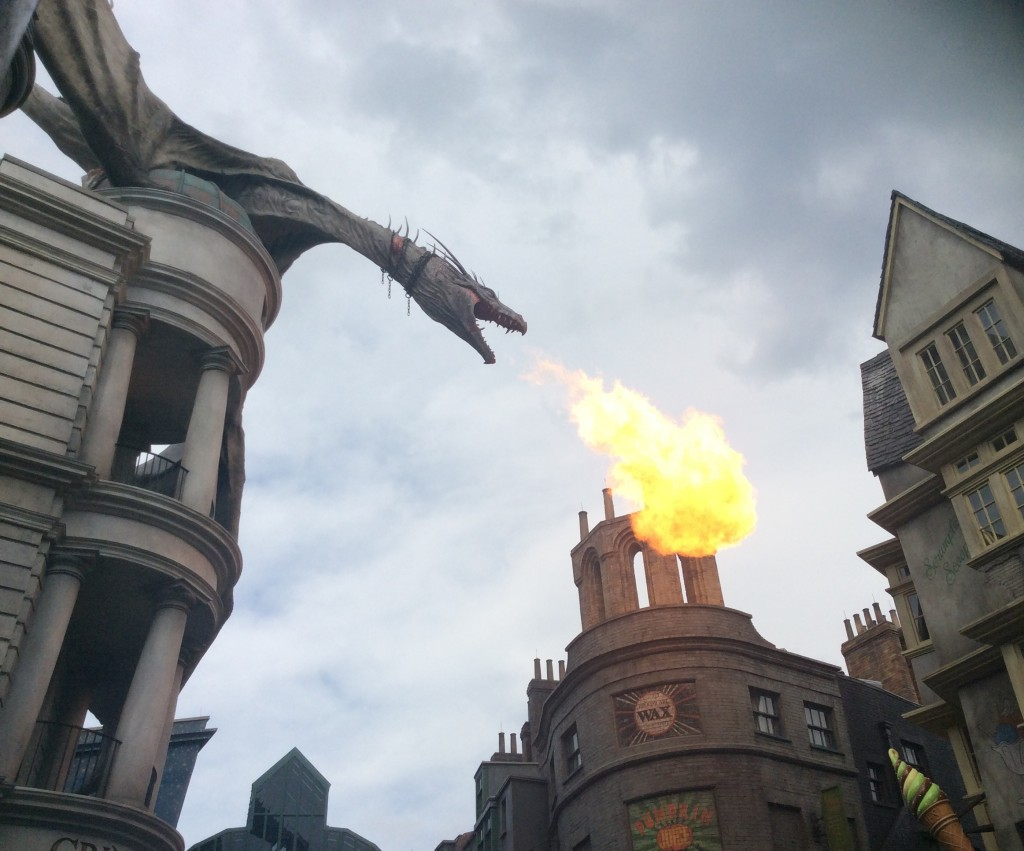 15 things Harry Potter fans (and muggles) need to see in Diagon Alley