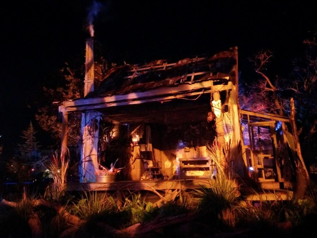 Inside spook on Halloween Horror Nights' haunted houses