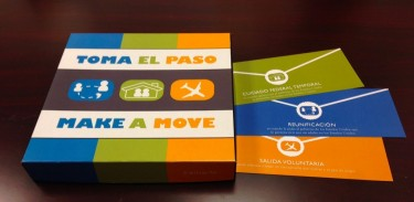 Toma El Paso (Make a Move) // Photo Courtesy LienBTran.com