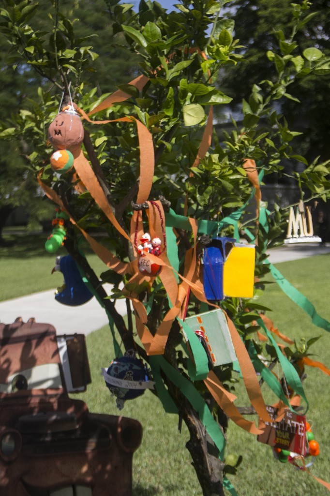 C.O.I.S.O. wins spirit tree competition