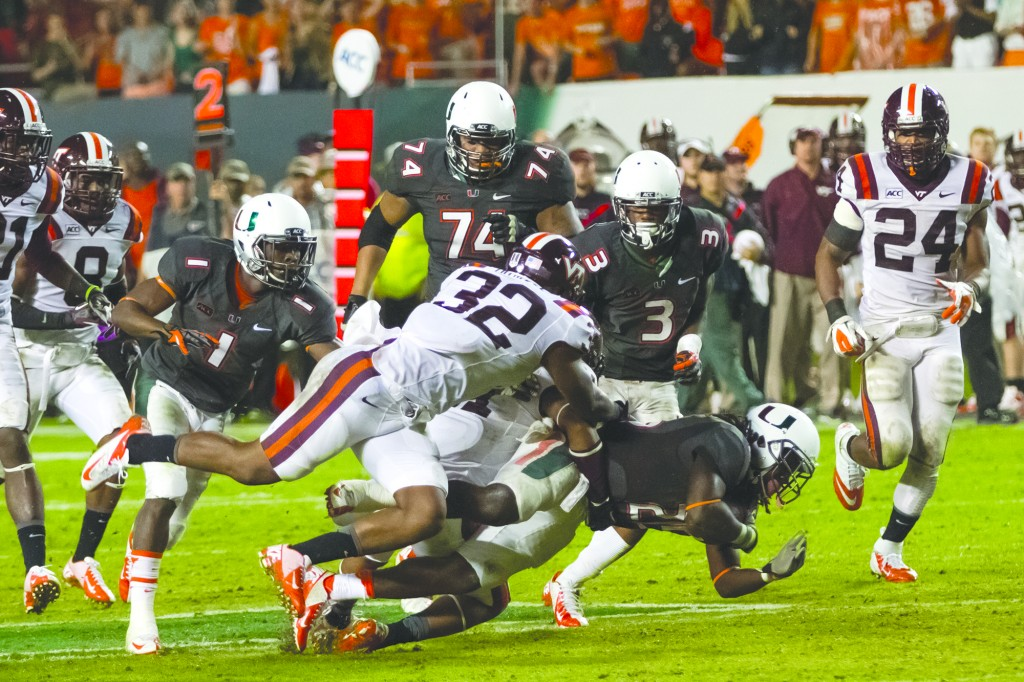 Canes enter Homecoming weekend in good spirits