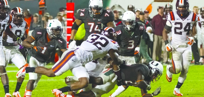 Miami ACC football schedule released