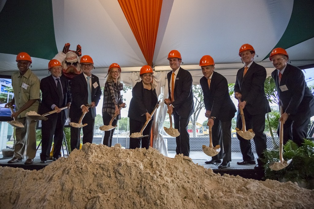 Planned Gables UHealth facility named at groundbreaking