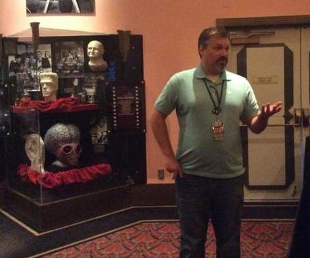 Universal Studios scares visitors out of their pants