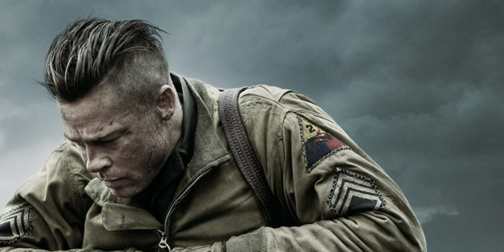'Fury' is just another movie with guns