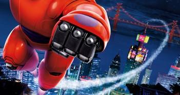 Big Hero 6 film poster. // Courtesy Disney Wiki
