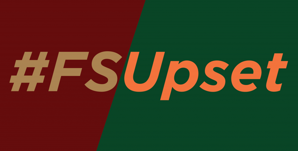 TweetUp: What's your favorite memory of a UM-FSU game?