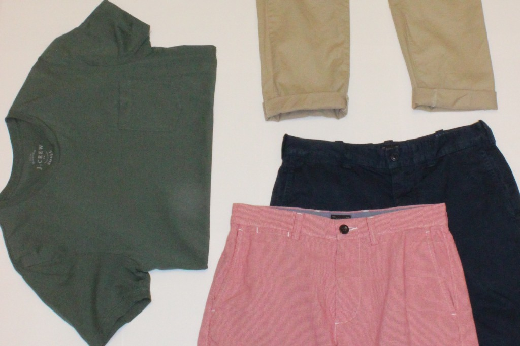 Effortless essentials for everyday college males