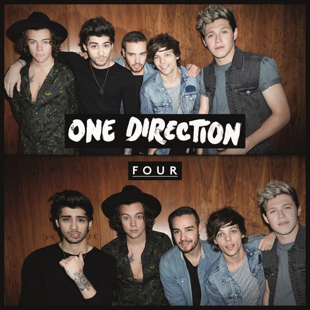 Rock-heavy 'FOUR' proves One Direction is not slowing down soon