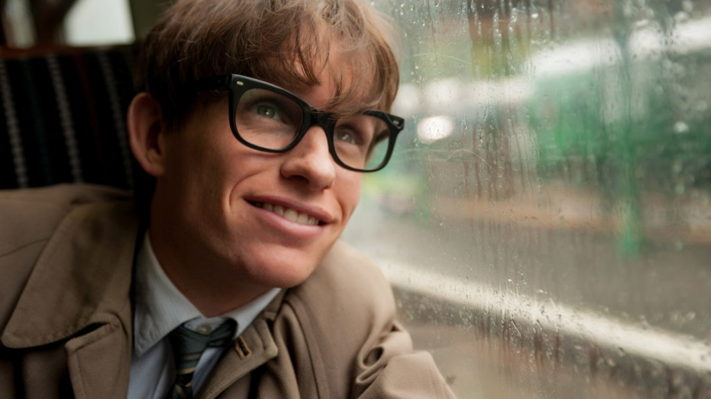 'The Theory of Everything' hits emotional nerve