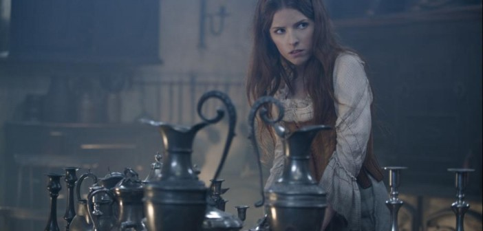 "Anna Kendrick stars as Cinderella in ""Into the Woods."" The film airs in theaters Dec. 25. // Photo courtesy of Walt Disney Studios."