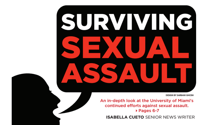 Sexual assault survivor speaks out