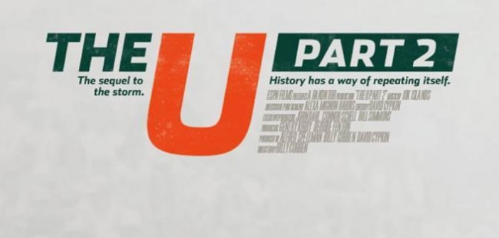 'The U Part 2′ compares Golden era to Butch Davis tenure