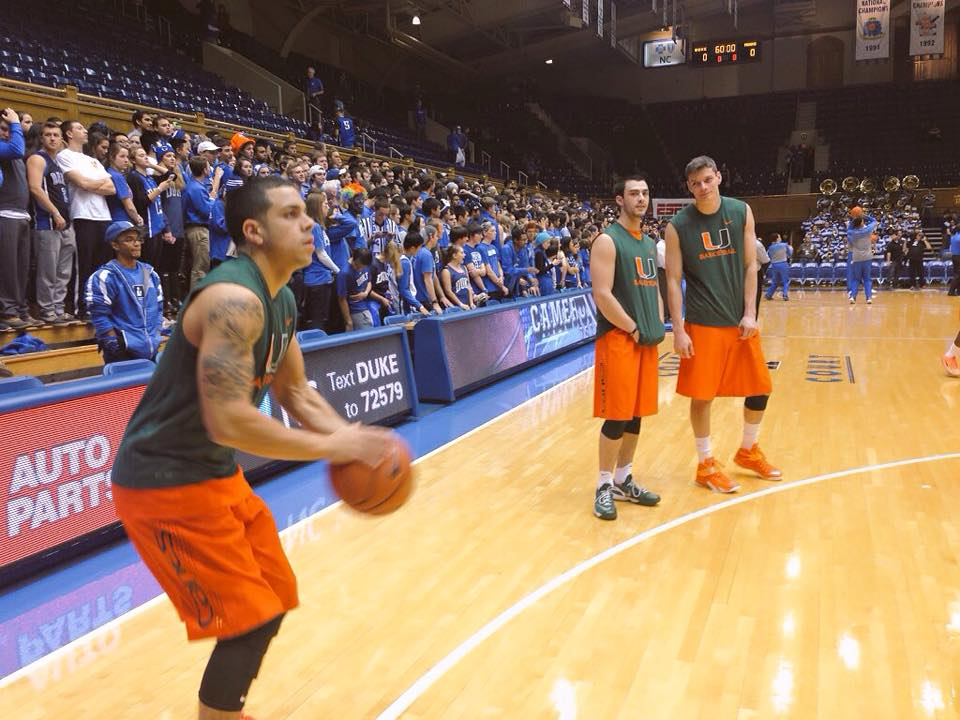 After Duke takedown, Canes hoops deserve support at home, not divisive fans