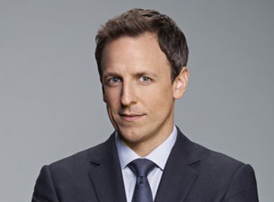 Seth Meyers // Courtesy Ticketmaster