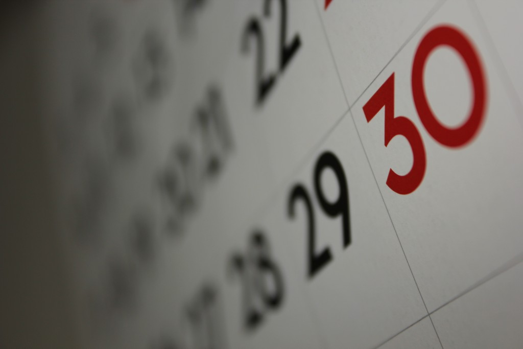 Setting goals paves way to successful year