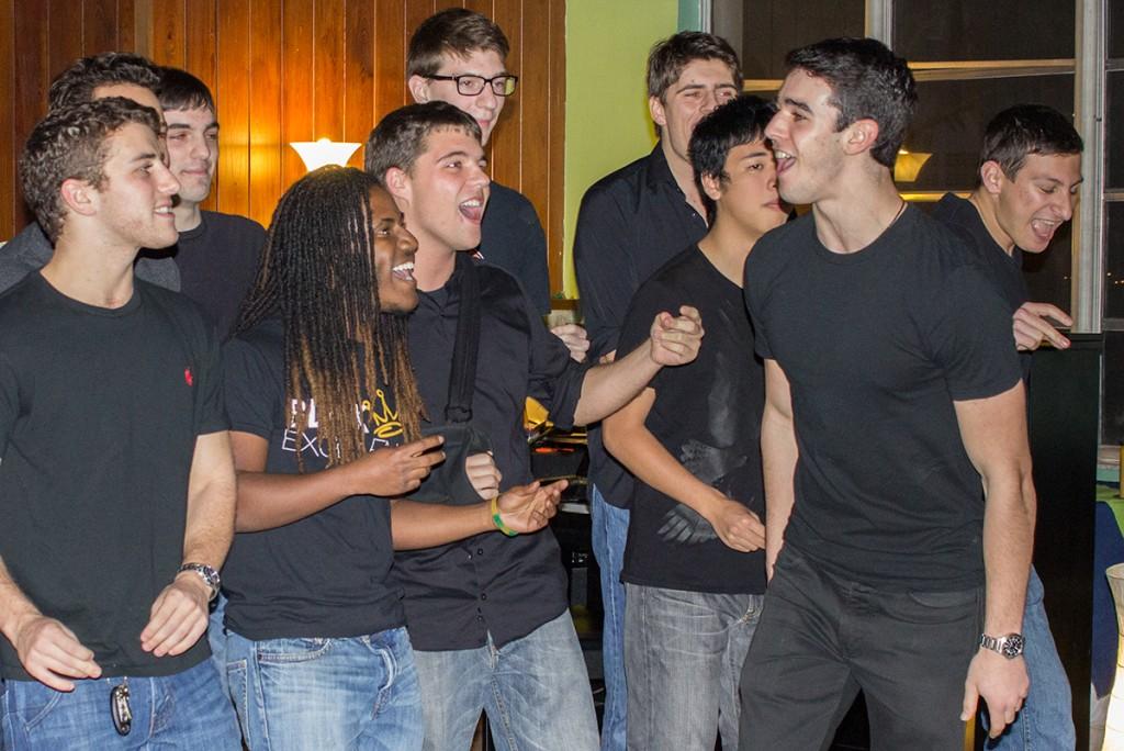 Voices of UM unites campus a cappella