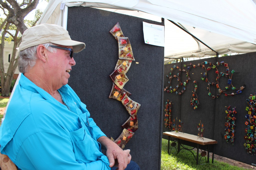 Beaux Arts Festival offers colorful art displays, live music