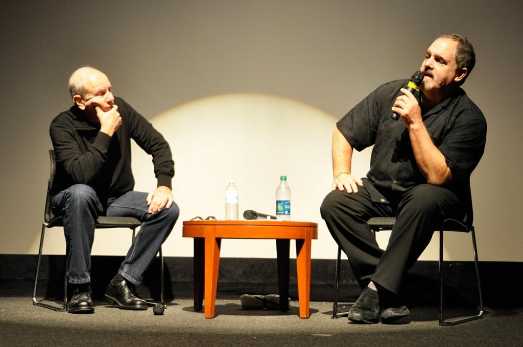 Academy Award winner Jon Landau visits Cosford Cinema