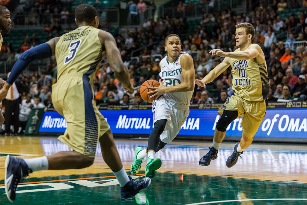 Hurricane guard Manu Lecomte will reportedly transfer from UM