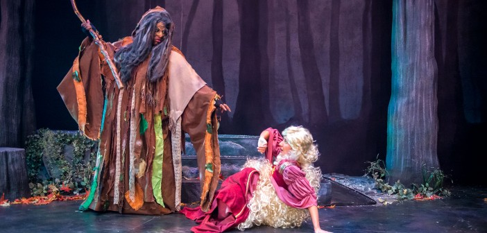 'Into the Woods' weaves together classic fairytales post-'happily ever after'