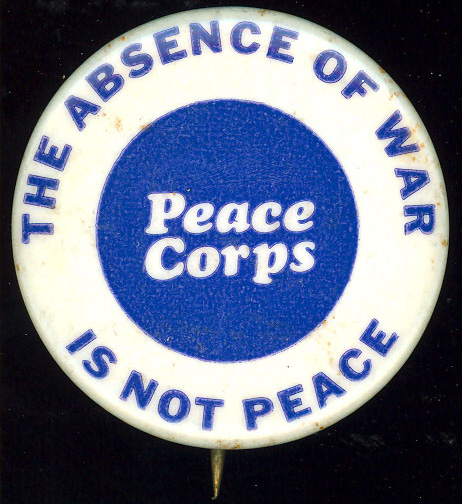 Peace Corps presence at Toppel
