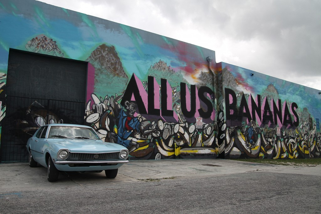 A night on the town at Wynwood