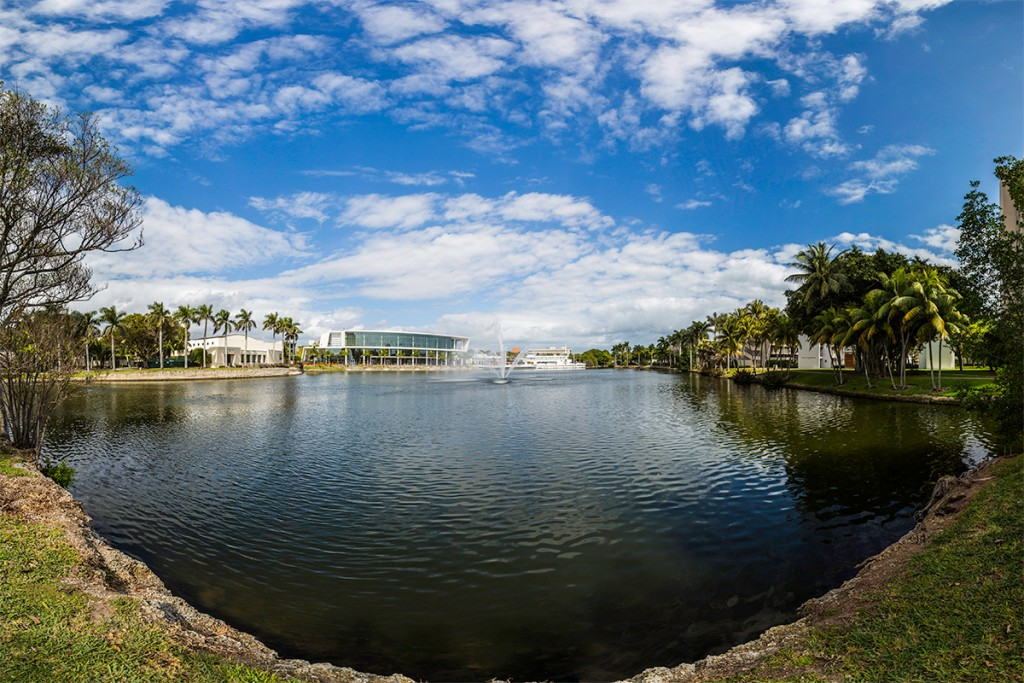 Lake Osceola a changing, complex landmark