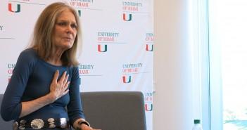 NEWS_Gloria Steinem