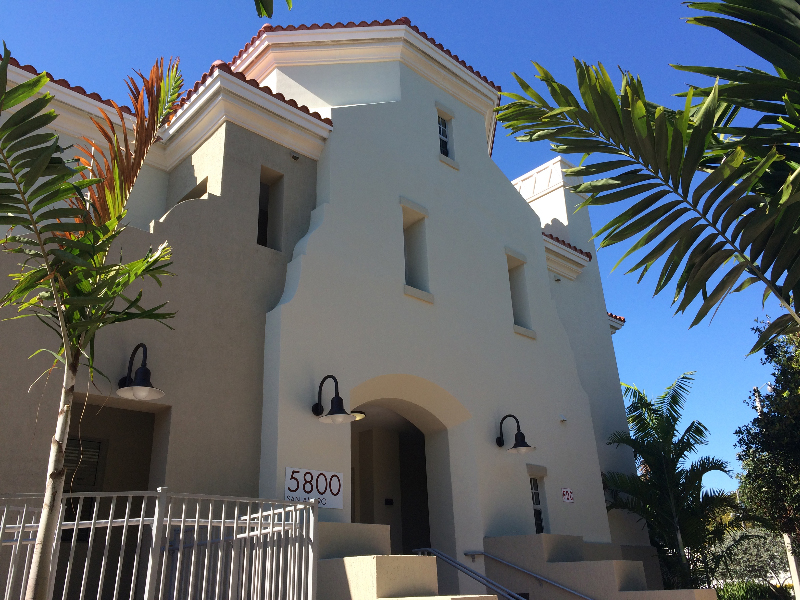 Alpha Sigma Phi to move out of 5800 San Amaro