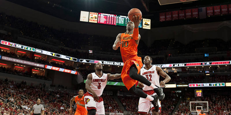 Miami misses opportunity with loss at Louisville
