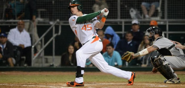 Miami baseball bounces back with midweek win over Barry