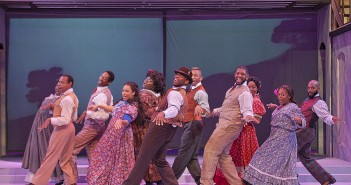 "The cast of ""Ragtime"" playing now through Feb. 22 at Actors' Playhouse at the Miracle Theatre. // Photo Courtesy George Schiavone"