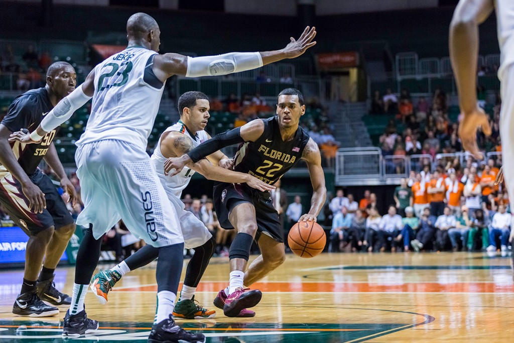 Close-call Canes triumph over Seminoles