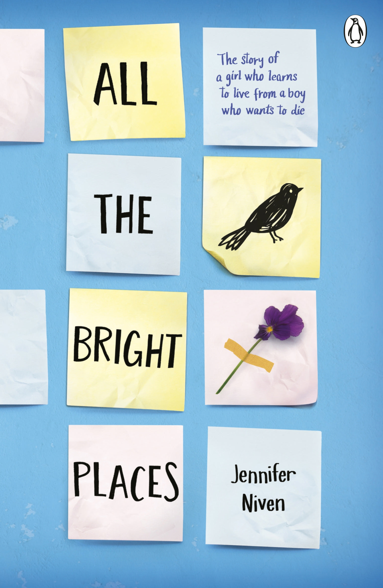 Novel All The Light All The Bright Places