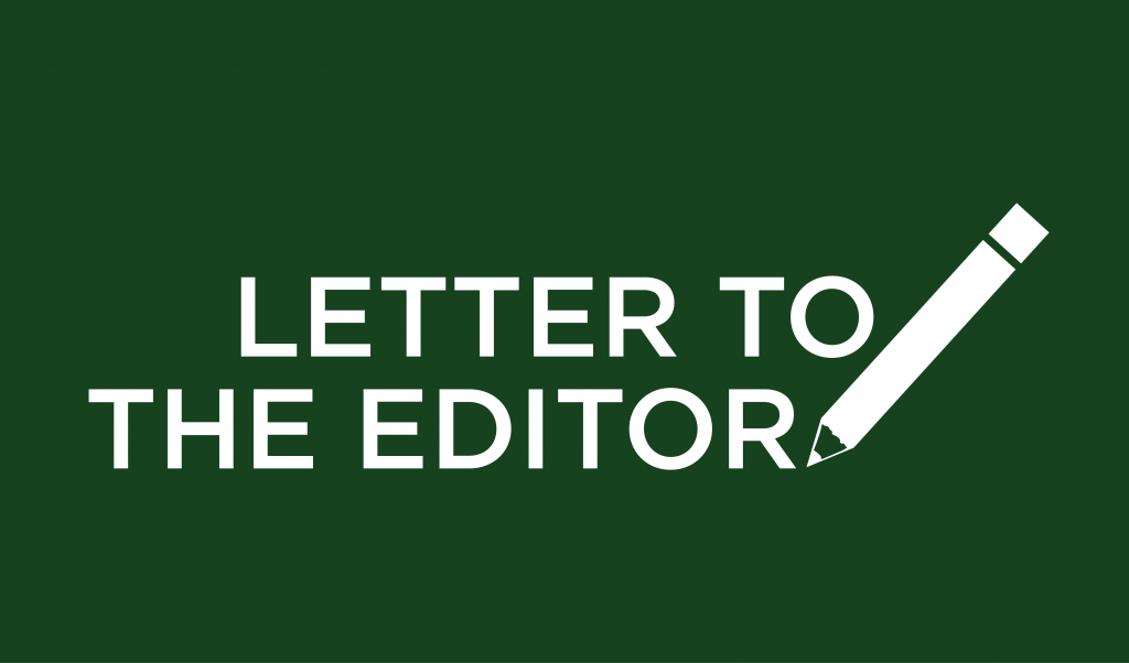 "Letter to the editor: ""New projects should be prioritized"""