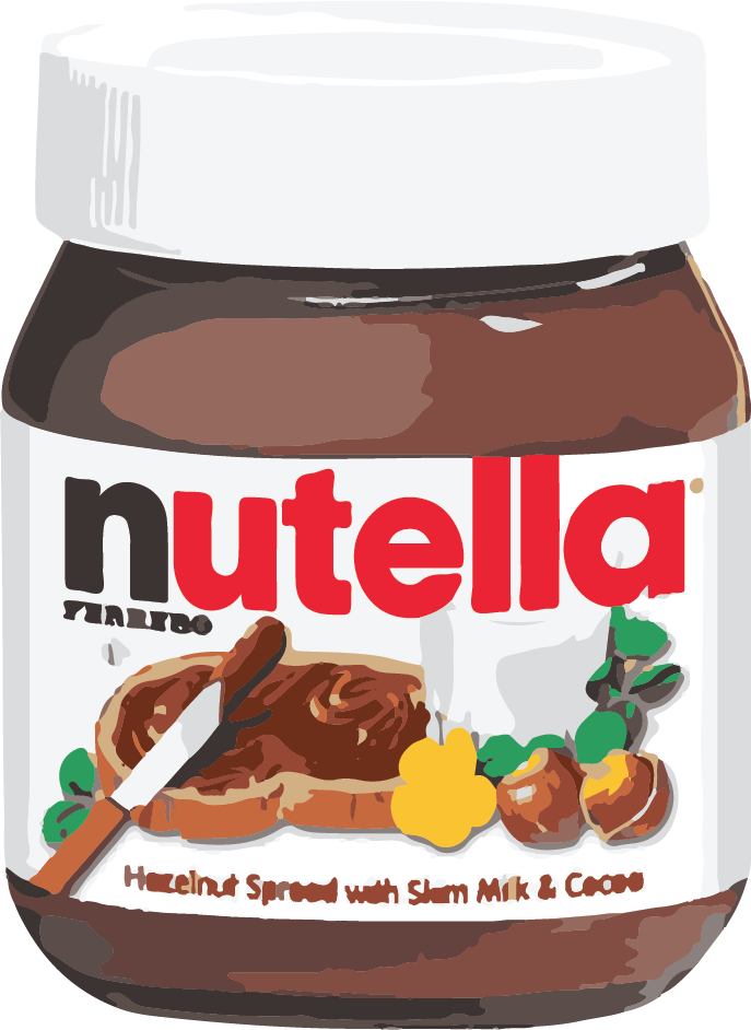 Reference 974 Nutella Logo Png | INVESTINGBB