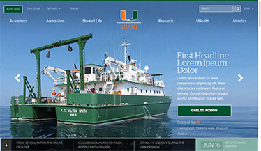 University to launch redesigned website