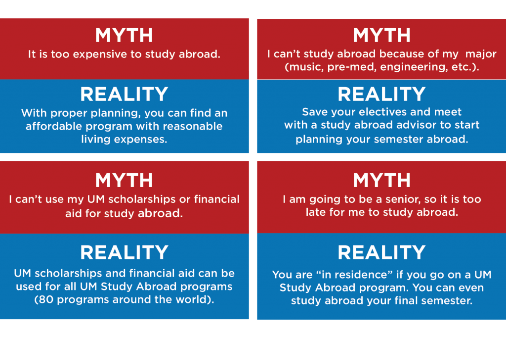 Study Abroad director reveals reality